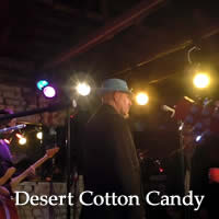 Desert Cotton Candy by the Elegant Rabies