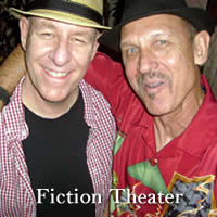 Fiction Theater Performed Live