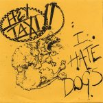 Hey Taxi - I Hate Dogs Front Cover