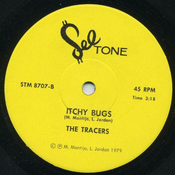 The Tracers Record Itchy Bugs