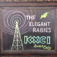 Elegant Rabies on Radio Station KXCI