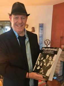 Michael Ely With The Book Phantoms: The Rise Of Deathrock From The LA Punk Scene