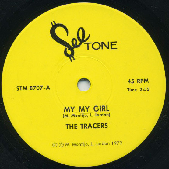 The Tracers Record My My Girl