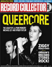 Record Collector Queercore Cover