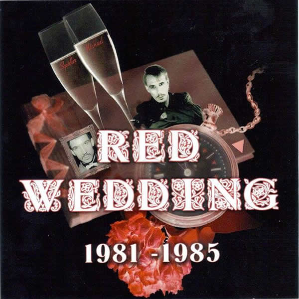 Red Wedding CD Cover