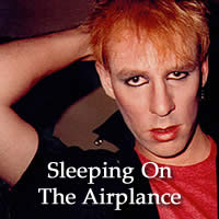 Sleeping On The Airplane by Red Wedding
