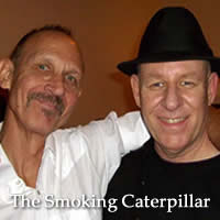 The Smoking Caterpillar - Spider's Last Performance