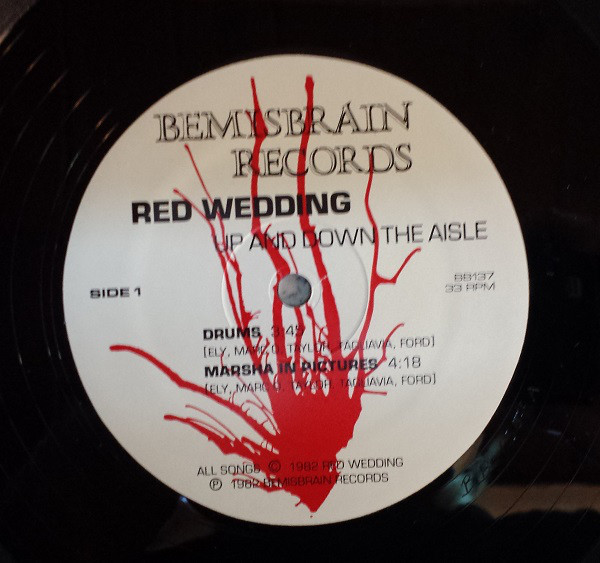 Up And Down The Isle by Red Wedding Side 1